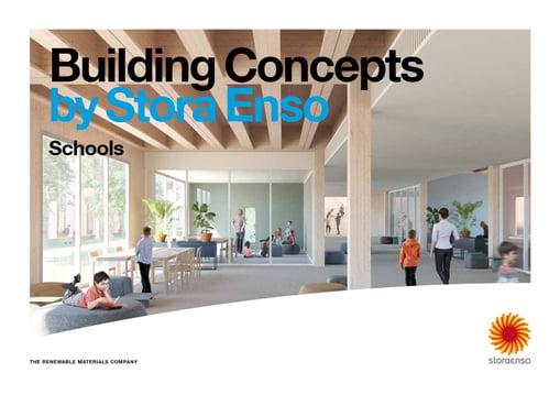 School concept by Stora Enso brochure